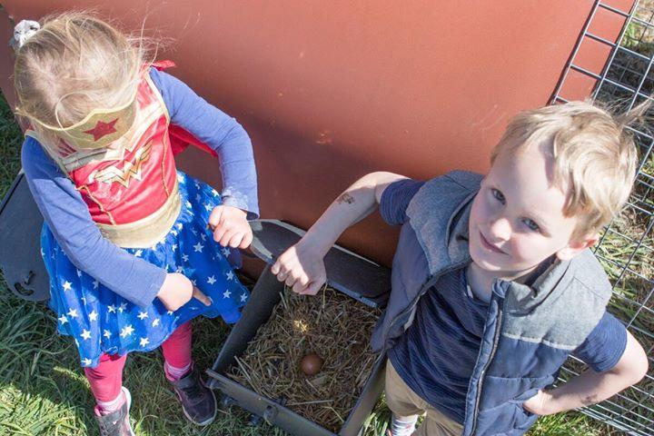 Byres Farm - Story Barn